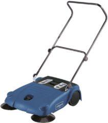 Blauwe Scheppach S700 vloerveegmachine 5909802900