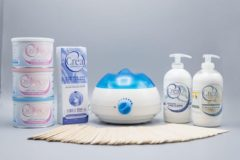 Crea Wax Complete ontharing wax / hars set professioneel