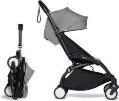 Babyzen YOYO² buggy 6+ grijs frame zwart