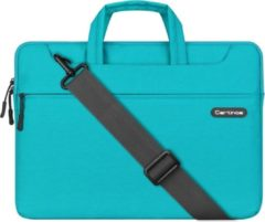 Cartinoe Starry Series Laptoptas / Sleeve 12 inch Turquoise