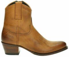 Sendra 16726 Debora dames cowboylaars - Cognac - Maat 41