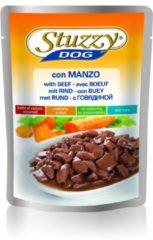 Stuzzy Pouch Adult 100 g - Hondenvoer - Rund - Hondenvoer