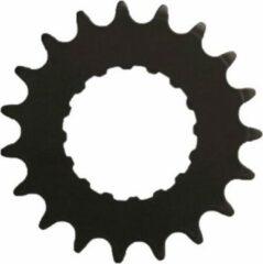 Zwarte Miranda E-bike kett blad 18t Bosch 2