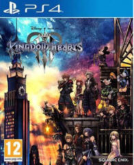 Sony Kingdom Hearts III - PS4