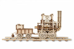 Eco-Wood-Art modelbouwpakket Locomotion 40 cm hout 325-delig