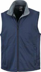 Result Heren Core Soft Shell Bodywarmer Jacket (Marineblauw)