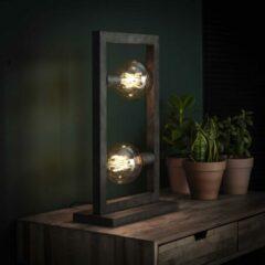 Grijze Easy Furn Tafellamp Niemo - 2L