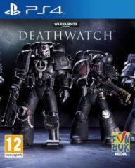 Creative Funbox Media Warhammer 40,000: Deathwatch Basis PlayStation 4 video-game