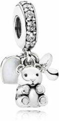 Pandora Hangbedel zilver 'Baby Treasures' 792100CZ