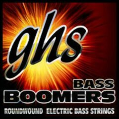 GHS 3040 Medium Scale Bass Boomers Regular snarenset voor bas