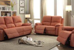 Home affaire 2-Sitzer »Marina«, mit Relaxfunktion und Federkern-Polsterung