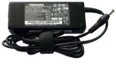 Zwarte Toshiba Adapter PA-1900-24