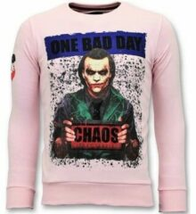 Roze Sweater Local Fanatic Sweater - The Joker Man