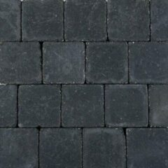 Bruine 60 stuks! Pebblestone kynance 15x15x6 cm Gardenlux
