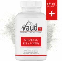 Mentaal Fit (5-HTP) | Vaud | Nachtrust | Melatonine | ADHD | mentale gezondheid | Bij vermoeidheid | Energie | Calmant | Rusteloosheid | 60 vegetarische capsules