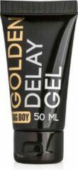 Big Boy Golden Delay Gel - Transparant - Drogist - Voor Hem - Drogisterij - Klaarkomen uitstellen