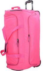 Rosa Basics Fresh Rollenreisetasche 71 cm Travelite pink