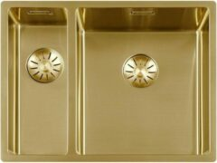 Gouden Anderhalve spoelbak 1534 SP-Gold Lorreine