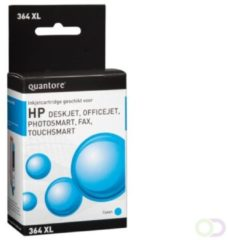 Inkcartridge Quantore HP CB323A 364XL blauw