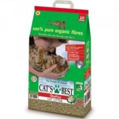 Cat's Best Cats Best Oko Plus Kattengrit 10 liter 2 x 10 liter