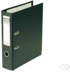 Bruna Ordner Elba Rado plast A4 80mm pvc zwart