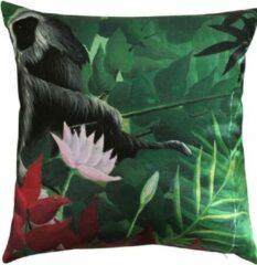 Groene Green Monkey - Sierkussen - Mister Habitat