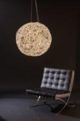 CLP Design LED Hänge-Leuchtkugel DIAMOND aus hochwertigem Aluminium (bis zu 3 Größen wählbar)