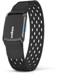 Zwarte Wahoo TICKR Fit Optical armband - Hartslagmeters