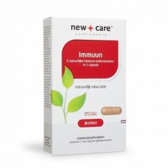 New Care Immuun Speciaal - 30 capsules - Voedingssupplement