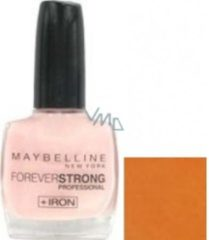 Oranje Maybelline Forever Strong - 26 Corail Intense - Nagellak