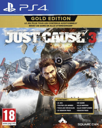 Afbeelding van Square Enix Just Cause 3 (Gold Edition)