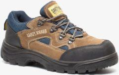 Safety Jogger X20202P leren werkschoenen S3 - Bruin - Maat 47