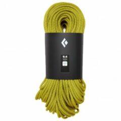 Black Diamond - 9.4 Rope - Enkeltouw maat 60 m zwart/oranje/geel
