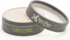 Boho Cosmetics Compact powder beige diaphane 01