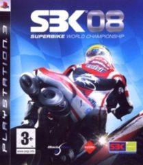 Black Bean Games SBK 08 - Superbike World Championship