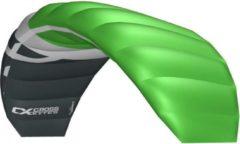 Cross Kites Boarder 1.8 Matras vlieger - Groen - 2-lijns