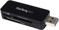 StarTech.com USB 3.0 externe Flash multimedia kaartlezer SDHC / Micro SD geheugenkaartlezer