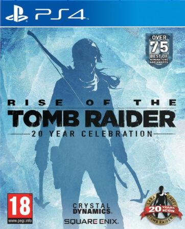 Afbeelding van Square Enix Rise of the Tomb Raider 20 Year Celebration