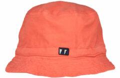 Oranje Sevenoneseven Seven-One-Seven Jongens accessoires Seven-One-Seven Bertie buckethat SU.Y 1