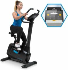 Zwarte Capital_sports Evo Pro Cardiobike cardio fiets hometrainer bluetooth magnetisch remsysteem