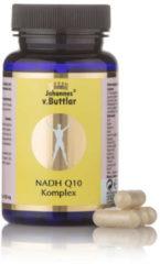 Johannes von Buttlar - gesund und aktiv NADH Q10 Komplex, 60 Kapseln