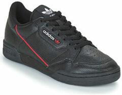 Adidas Originals Adidas Continental 80 Zwart - Heren Sneaker - G27707 - Maat 47 1/3
