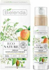 Bielenda Eco Nature vochtinbrengend en kalmerend serum voor de droge en gedehydrateerde huid 30ml