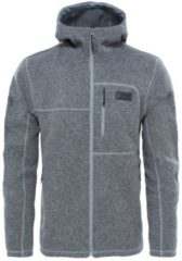 Hoody Gordon Lyons mit hohem Kragen 33R4-AVM The North Face TNF MEDIUM GREY HEATHER