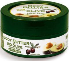 Pharmaid Athenas Treasures body Butter op basis van natuurlijke olijfextracten en Avocado 200ml.