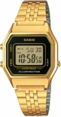 Casio Collection LA680WEGA-1ER Horloge - Staal - Goudkleurig - Ø 30 mm (XS)