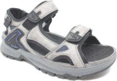 Allrounder by Mephisto Allrounder Honduras wandelsandaal met uitneembaar voetbed grijs maat 40