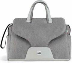 Licht-grijze CAM Baby Changing Bag Celine - Luiertas - MELANGE BEIGE - Made in Italy