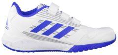 Laufschuhe AltaRun CF K BA9417 mit Klettverschluss adidas performance ftwr white/blue/mid grey s14