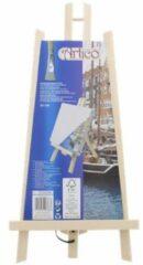 Artico Houten tafelezel voor schilderijen - schildersezel - schilderen - tafel ezel - tafelmodel - hout